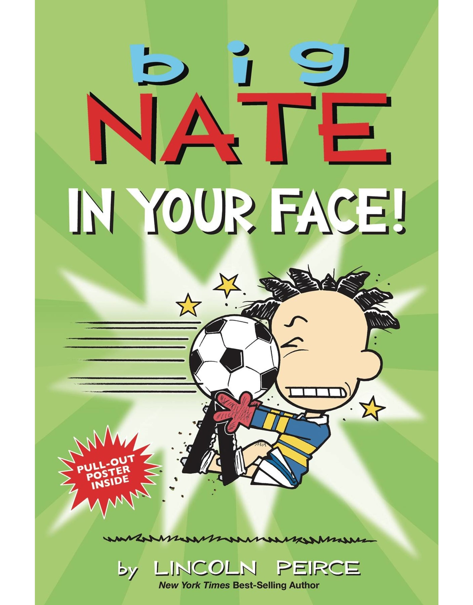 ANDREWS MCMEEL BIG NATE IN YOUR FACE GN