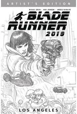 TITAN COMICS BLADE RUNNER 2019 TP VOL 01 ARTIST EDITION