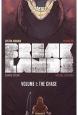 DARK HORSE COMICS BREAKLANDS TP