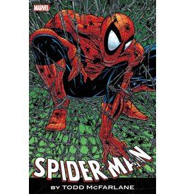MARVEL COMICS SPIDER-MAN BY TODD MCFARLANE COMPLETE COLLECTION TP