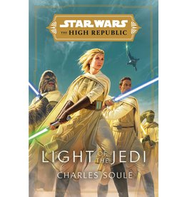 DEL REY STAR WARS HIGH REPUBLIC HC NOVEL LIGHT OF JEDI