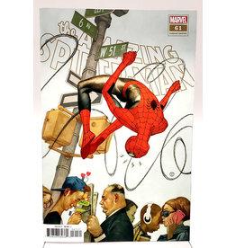MARVEL COMICS AMAZING SPIDER-MAN #61 1:25 TEDESCO VAR