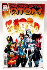 MARVEL COMICS CHILDREN OF ATOM #1 CHANG VAR