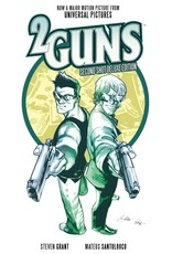 BOOM! STUDIOS 2 GUNS SECOND SHOT DLX ED TP