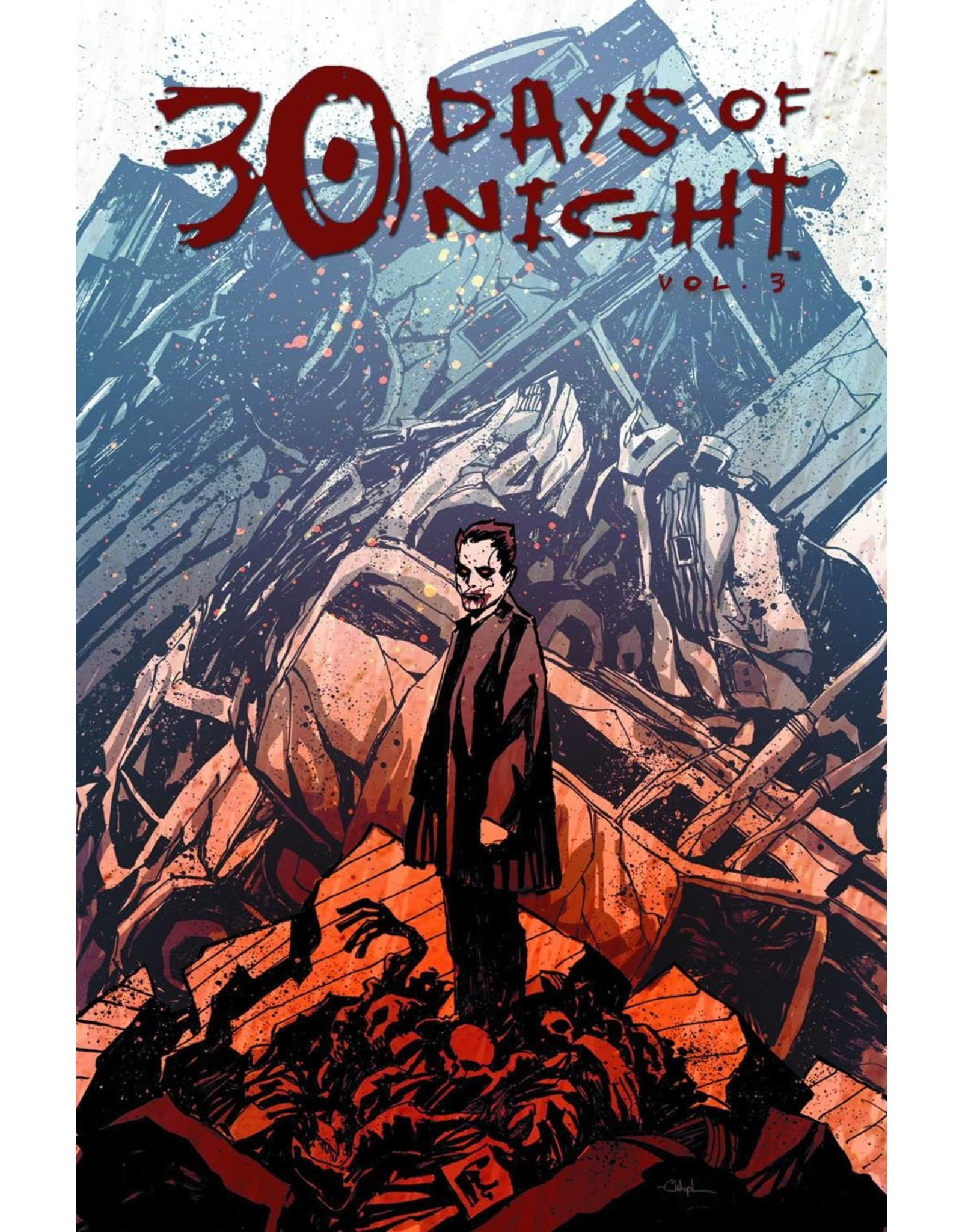 IDW PUBLISHING 30 DAYS OF NIGHT ONGOING TP VOL 03