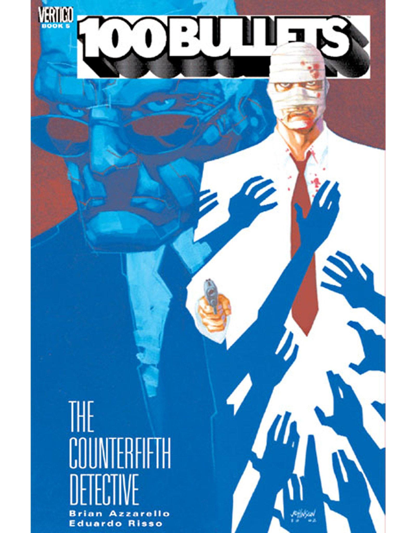 DC COMICS 100 BULLETS TP VOL 05 THE COUNTERFIFTH DETECTIVE