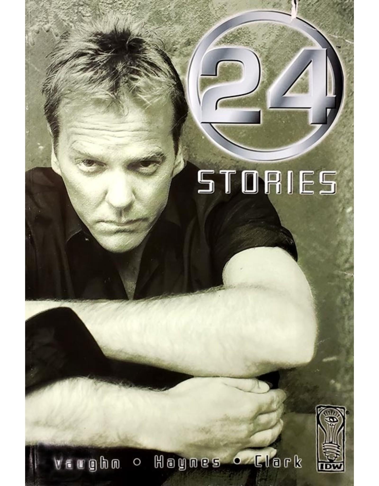 IDW PUBLISHING 24 STORIES ONE SHOT