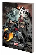 MARVEL COMICS ALL NEW X-MEN TP VOL 05 ONE DOWN