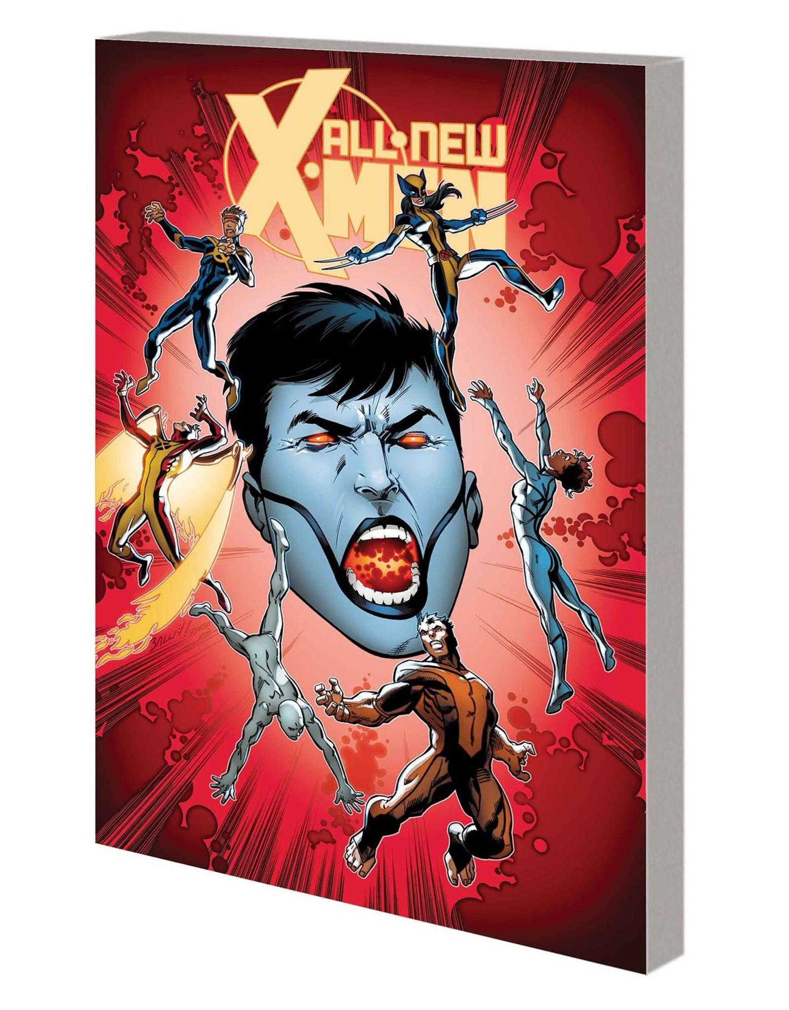 MARVEL COMICS ALL NEW X-MEN INEVITABLE TP VOL 02 APOCALYPSE WARS