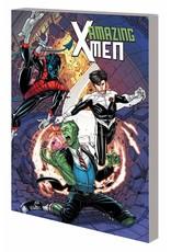 MARVEL COMICS AMAZING X-MEN TP VOL 03 ONCE AND FUTURE JUGGERNAUT