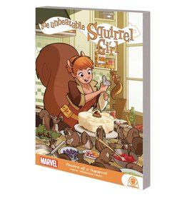 MARVEL COMICS UNBEATABLE SQUIRREL GIRL GN TP POWERS OF A SQUIRREL