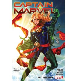 MARVEL COMICS CAPTAIN MARVEL TP VOL 02 FALLING STAR