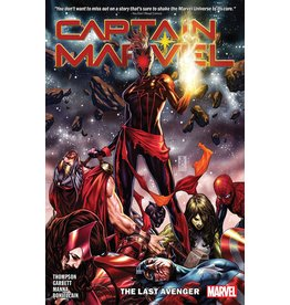 MARVEL COMICS CAPTAIN MARVEL TP VOL 03 LAST AVENGER