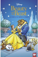 DARK HORSE COMICS DISNEY BEAUTY & BEAST STORY OF MOVIE IN COMICS HC