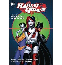 DC COMICS HARLEY QUINN HC VOL 05 THE JOKERS LAST LAUGH