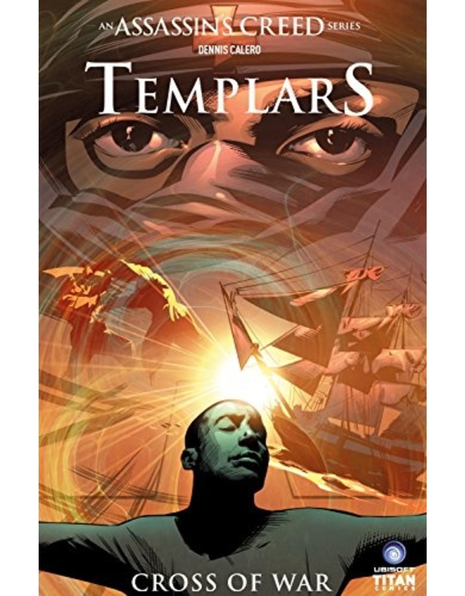 TITAN COMICS ASSASSINS CREED TEMPLARS TP VOL 02 IRON CROSS