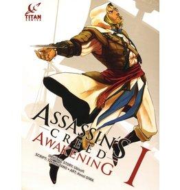 TITAN COMICS ASSASSINS CREED AWAKENING TP VOL 01