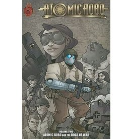 RED 5 COMICS ATOMIC ROBO TP VOL 02 DOGS OF WAR