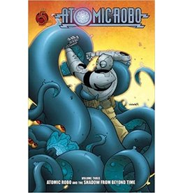 RED 5 COMICS ATOMIC ROBO TP VOL 03 SHADOW FROM BEYOND TIME