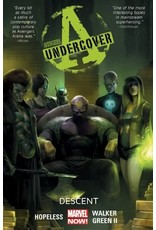 MARVEL COMICS AVENGERS UNDERCOVER TP VOL 01 DESCENT