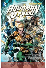DC COMICS AQUAMAN AND THE OTHERS TP VOL 01 LEGACY OF GOLD