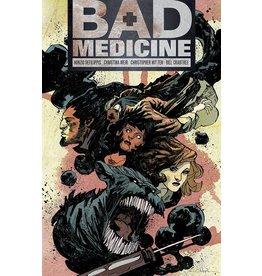 ONI PRESS INC. BAD MEDICINE TP VOL 01