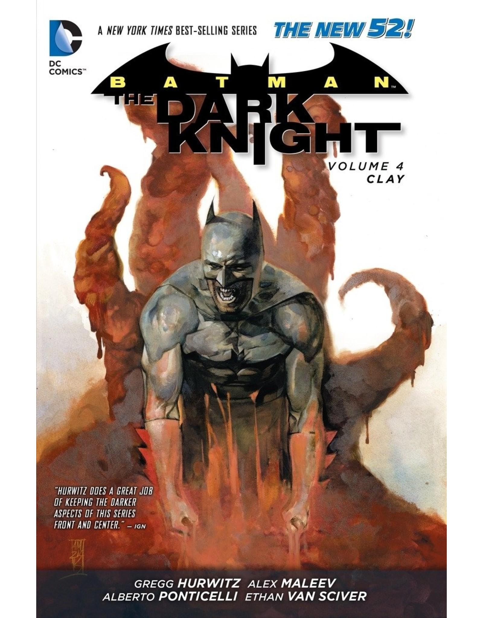 DC COMICS BATMAN DARK KNIGHT HC VOL 04 CLAY
