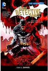 DC COMICS BATMAN DETECTIVE HC VOL 02 SCARE TACTICS