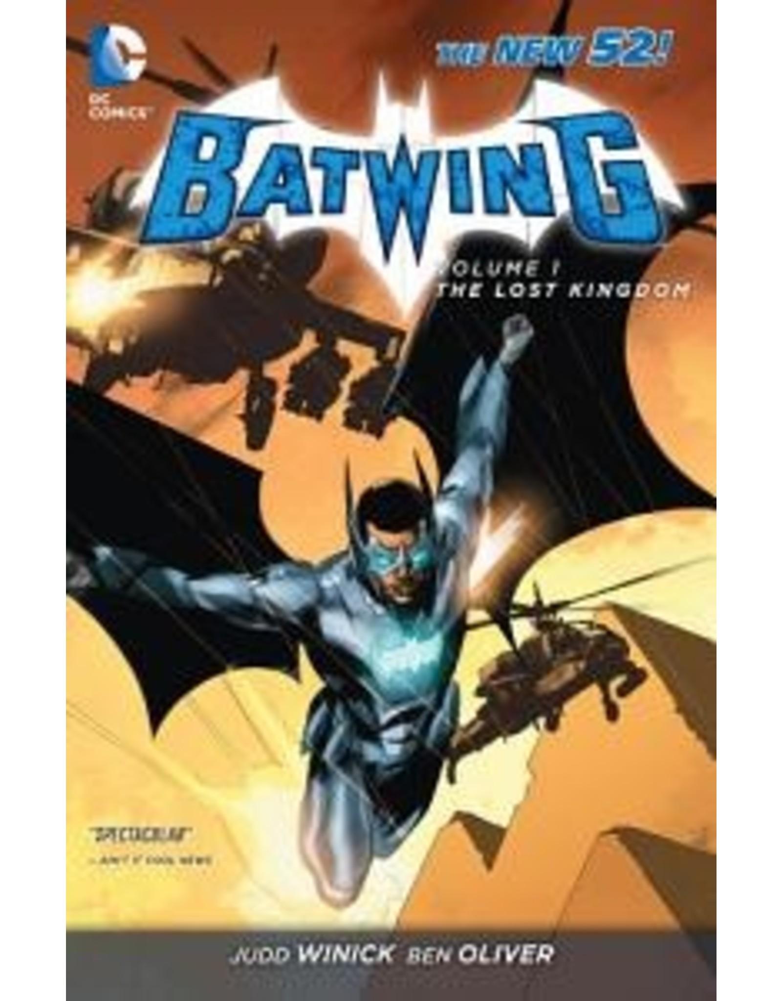 DC COMICS BATWING TP VOL 01 THE LOST KINGDOM