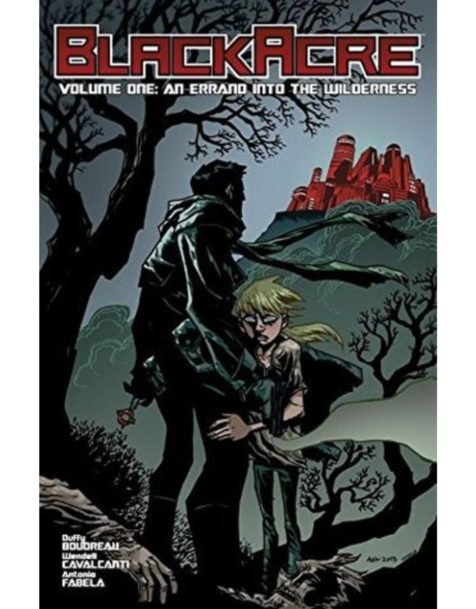 IMAGE COMICS BLACKACRE TP VOL 01