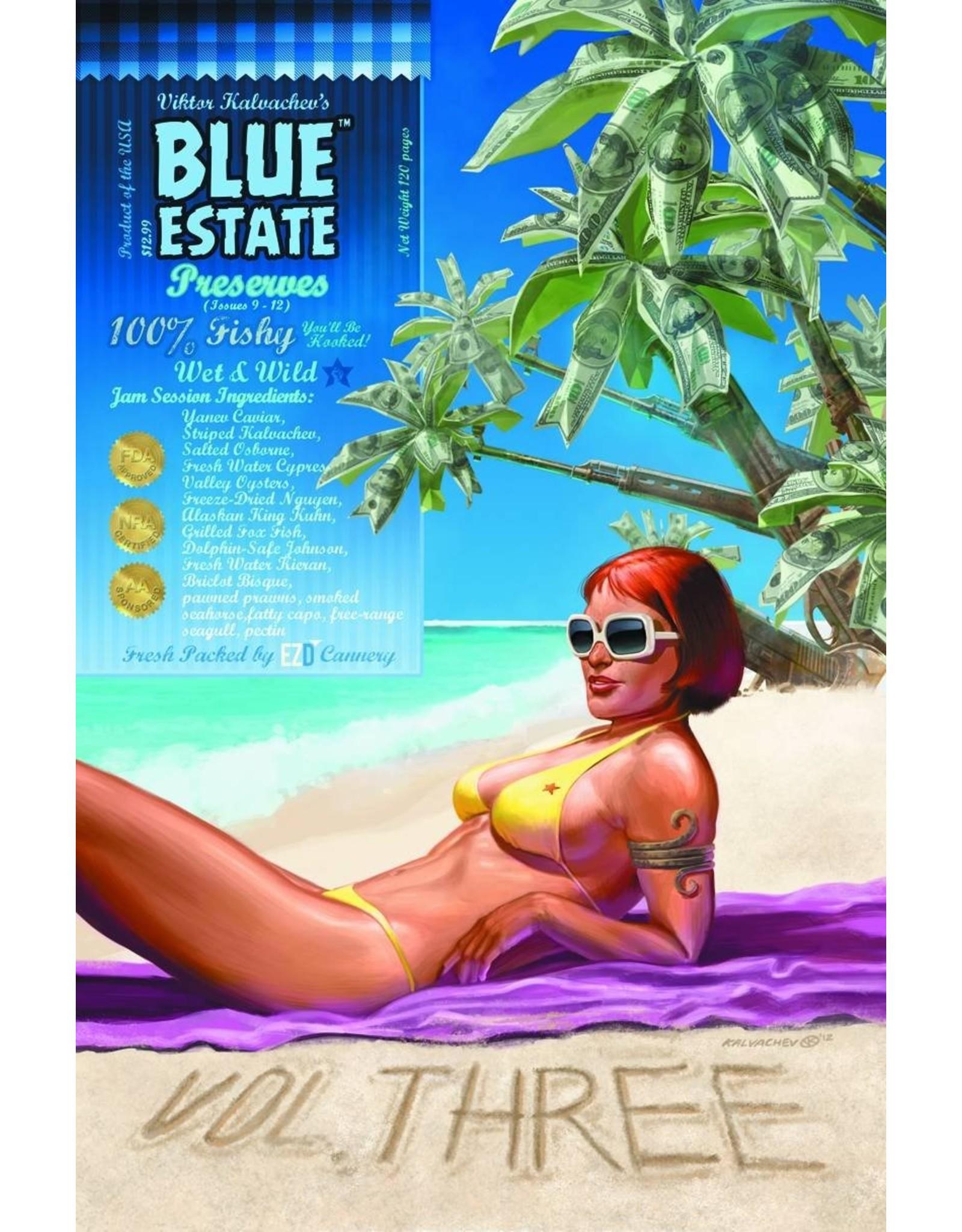 IMAGE COMICS BLUE ESTATE TP VOL 03