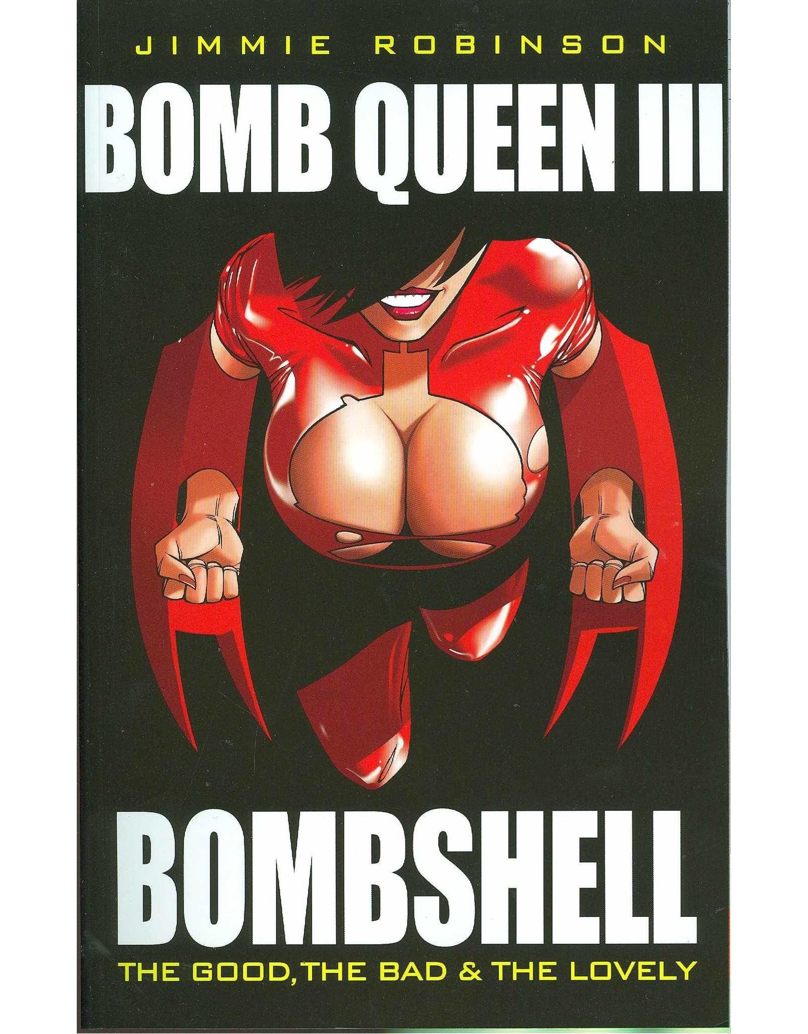 IMAGE COMICS BOMB QUEEN TP VOL 03 BOMBSHELL