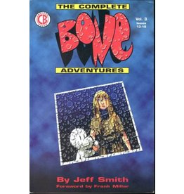 CARTOON BOOKS COMPLETE BONE ADVENTURES TP V3