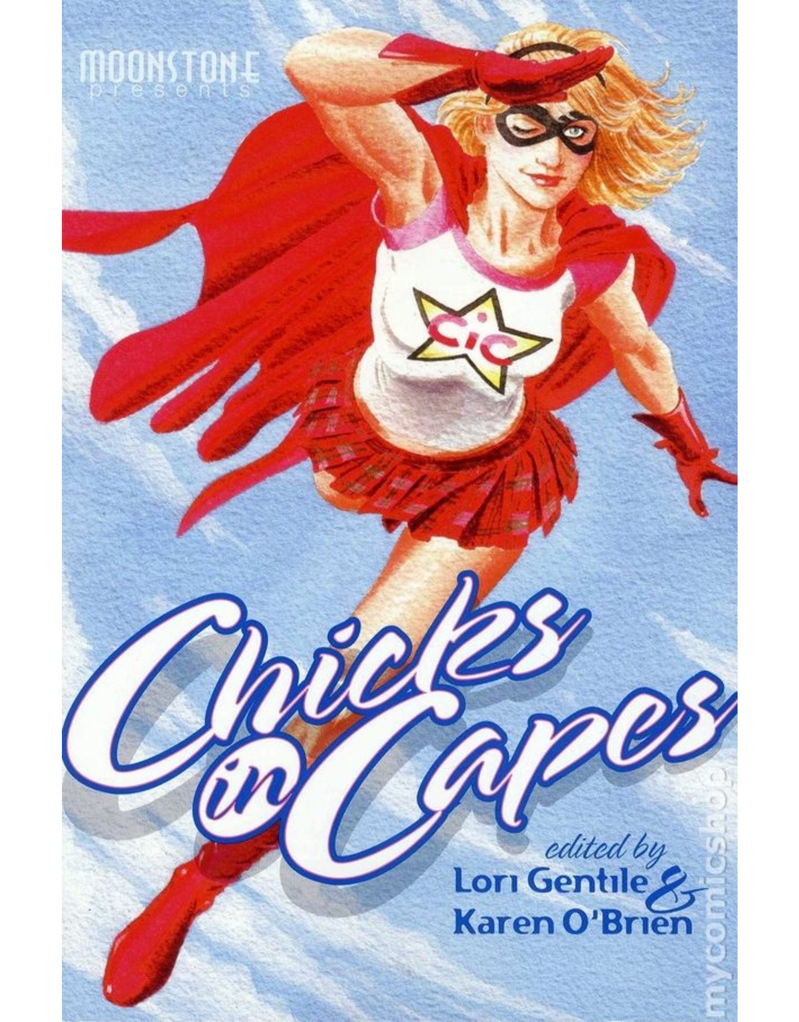 MOONSTONE CHICKS IN CAPES SC BOOK MARKET ED