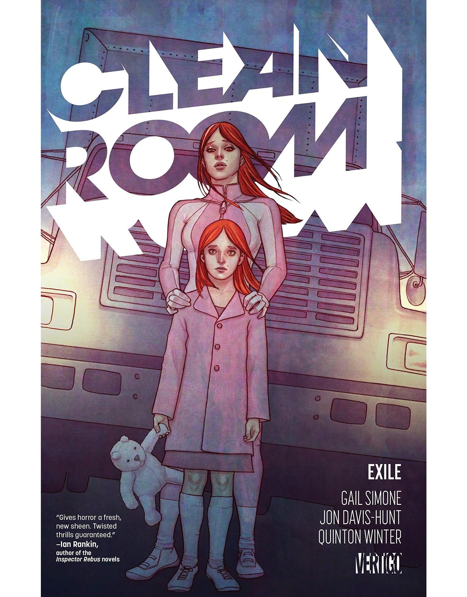 DC COMICS CLEAN ROOM TP VOL 02 EXILE