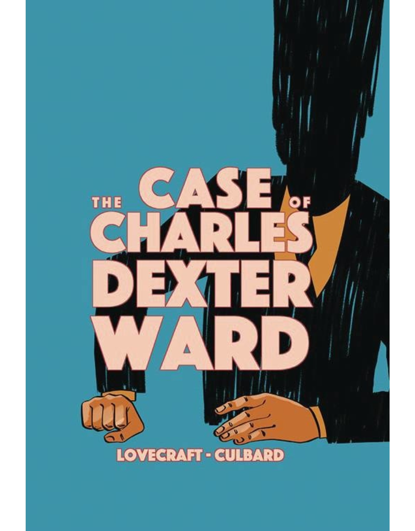 SELFMADEHERO HP LOVECRAFT CASE OF CHARLES DEXTER WARD GN