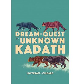 SELFMADEHERO HP LOVECRAFT DREAM QUEST OF UNKNOWN KADATH GN