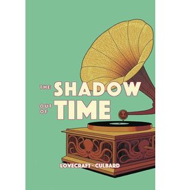 SELFMADEHERO HP LOVECRAFT SHADOW OUT OF TIME GN