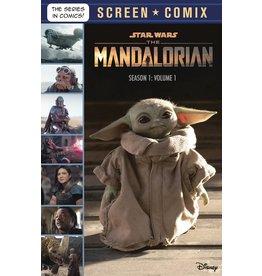 RANDOM HOUSE STAR WARS MANDALORIAN SCREEN COMIX TP VOL 01 SEASON 1