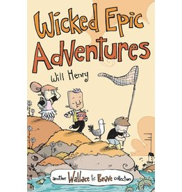 AMP! COMICS FOR KIDS WALLACE THE BRAVE YA GN VOL 03 WICKED EPIC ADV