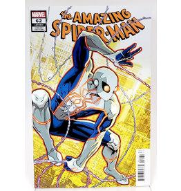 MARVEL COMICS AMAZING SPIDER-MAN #62 1:10 WEAVER DESIGN VAR