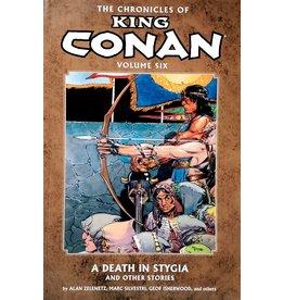 DARK HORSE COMICS CHRONICLES OF KING CONAN TP VOL 06 DEATH IN STYGIA