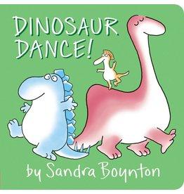 SIMON & SCHUSTER DINOSAUR DANCE! BOARD BOOK