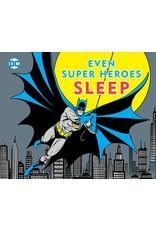 DOWNTOWN BOOKWORKS DC EVEN SUPER HEROES SLEEP BOARD BOOK