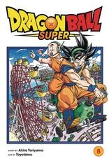 VIZ MEDIA LLC DRAGON BALL SUPER GN VOL 08