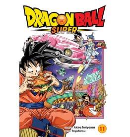 VIZ MEDIA LLC DRAGON BALL SUPER GN VOL 11