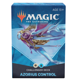 WIZARDS OF THE COAST MTG CHALLENGER DECK 2021 AZORIUS CONTROL