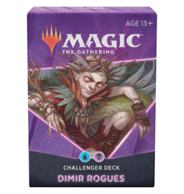 WIZARDS OF THE COAST MTG CHALLENGER DECK 2021 DIMIR ROGUES