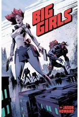 IMAGE COMICS BIG GIRLS TP VOL 01