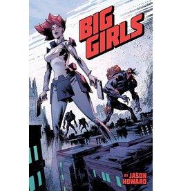 IMAGE COMICS BIG GIRLS TP VOL 01